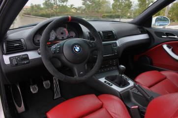 06 bmw m3 e46 alpine white imola red 6 speed mt rh hancockautobroker com e46 m3 manual swap e46 m3 manual transmission