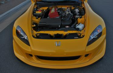 2008 Honda S2000 Club Racer Edition