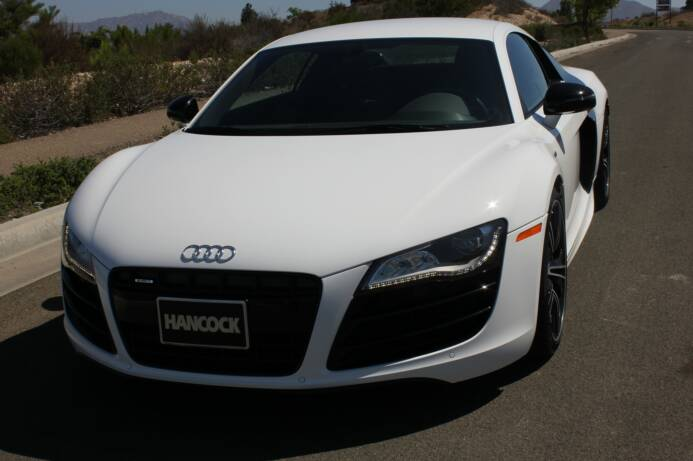 2012 Audi R8 Exclusive Selection